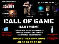 Réouverture Call of game