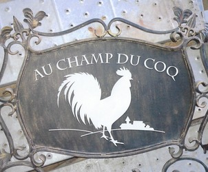 Au Champ du Coq - Sepmeries